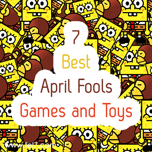 April Fools Games and Toys