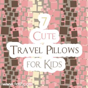 Travel Pillows for Kids
