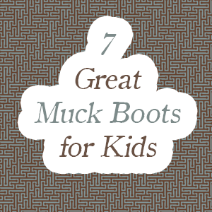 Muck Boots for Kids
