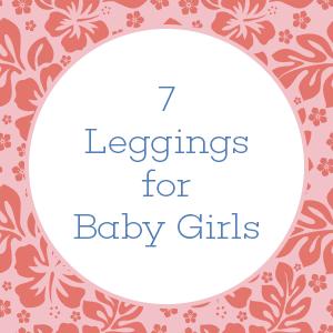 Leggings for Baby Girls