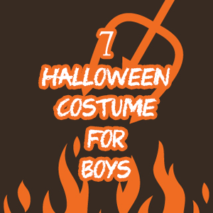 Halloween Costume for Boys