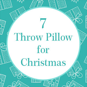 Throw Pillow for Christmas
