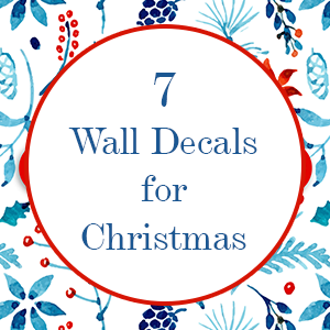 Wall Decals for Christmas